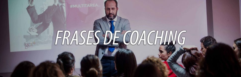 frases de coaching recopilatorio